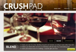 Crushpad Bordeaux