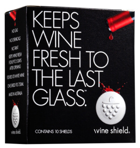 Wine Shield (Wine Preserva)