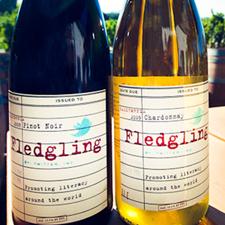 Fledgling Chardonnay en Pinot Noir