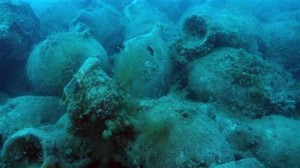 albania ancient shipwreck